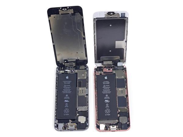 iPhone 6s bắt đầu bị tra tấn, mổ xẻ 'nội tạng'