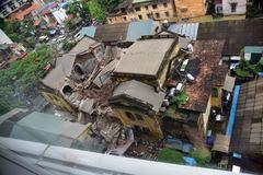 Hà Nội phản pháo đường sắt vụ sập biệt thự