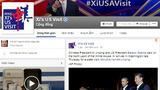 Xem Facebook cá nhân của ông Tập Cận Bình