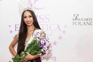 Người đẹp gốc Việt đoạt Hoa hậu trái đất Ba Lan 2015