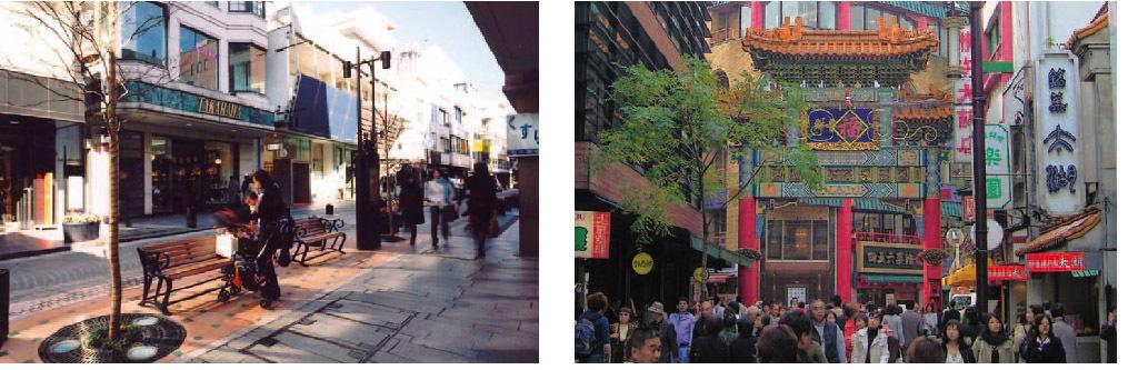 Sức sống mới của khu phố lịch sử trong thành phố hiện đại