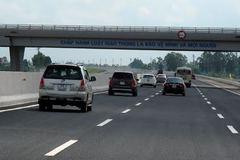 Thông xe 52,5km đường cao tốc  6 làn Hà Nội-Hải Phòng