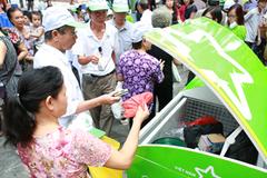 Hà Nội: Thu gom rác điện tử miễn phí tại 5 điểm