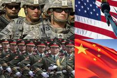 Đọ sức mạnh quân sự Mỹ, Trung Quốc