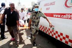 Đã có 2.000 người chết vụ giẫm đạp gần Mecca