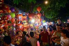 Những điểm hẹn lý tưởng cho đêm Trung thu Hà Nội