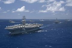 Hạm đội Mỹ muốn mở rộng hoạt động ở Thái Bình Dương