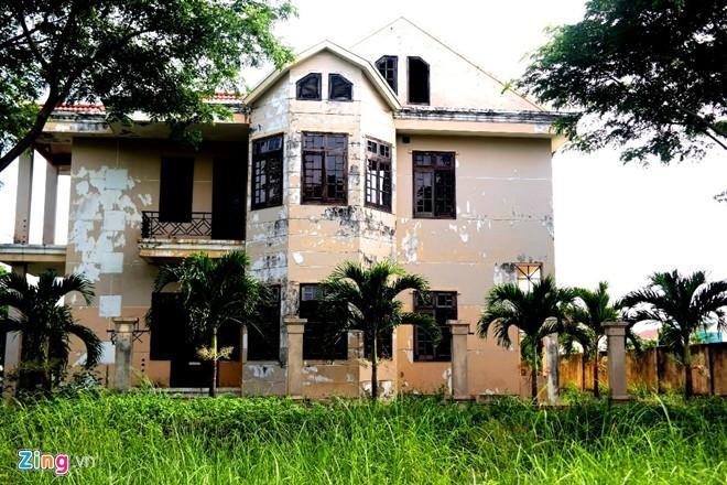 biệt thự, Sông Hàn, bỏ hoang, nhà ma, chính quyền, Đà Nẵng