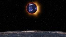 Nguyệt thực tối qua xảy ra thế nào trên Mặt trăng?