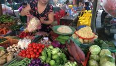 Rau xanh khan hiếm: Hà thành liều mình ăn hàng Trung Quốc
