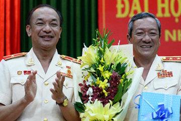 Tướng Lê Đông Phong làm Giám đốc Công an TP.HCM