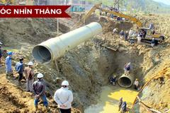 Đường nước sông Đà còn vỡ đến bao giờ?
