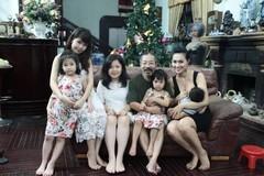 Vợ trẻ kém nhiều tuổi của NSND Lê Hùng kể chuyện giữ chồng