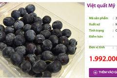 Nhà có điều kiện: Chi 10 triệu/tháng ăn hoa quả ngoại
