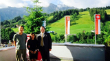 Cầu Xanh cam kết hỗ trợ du học sinh Thụy Sĩ