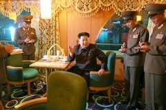Xem du thuyền sang trọng do Triều Tiên tự đóng