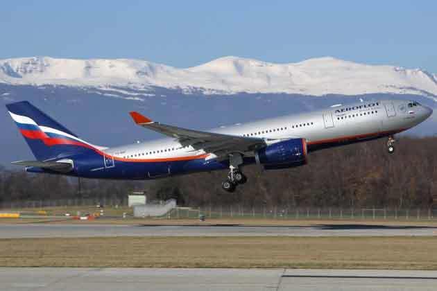 Nga đóng không phận với các hãng bay Ukraina