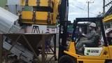 Nước ngoài ồ ạt mua máy xử lí rác do kỹ sư VN sản xuất