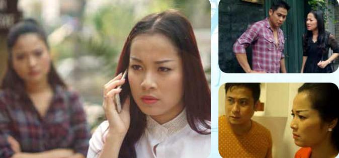 Minh Hương 'Nhật ký Vàng Anh' kể lại cảnh đánh ghen giữa đường
