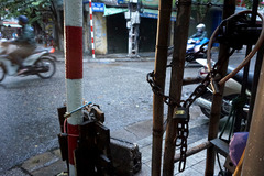 Quái chiêu giữ của chỉ có ở Hà Nội