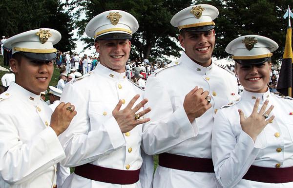 Học viện Quân sự Hoa Kỳ, West Point, đại học