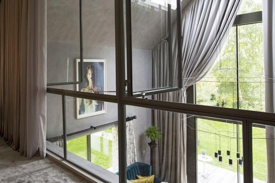 Mãn nhãn với căn hộ tự tay thiết kế của Kate Moss