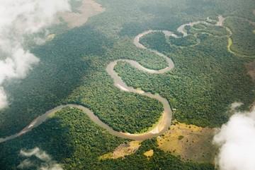 Bí mật dòng sông sâu nhất thế giới
