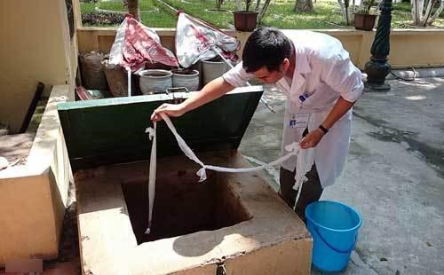 Vỡ đường ống nước: Bệnh viện ngừng mổ, bệnh nhân xin về