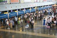 Vào sân bay Nội Bài ăn cắp 3 chiếc quần