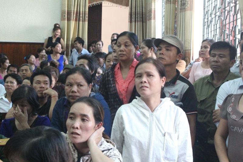 Giây phút tuyên án tử kẻ giết 4 người ở Nghệ An