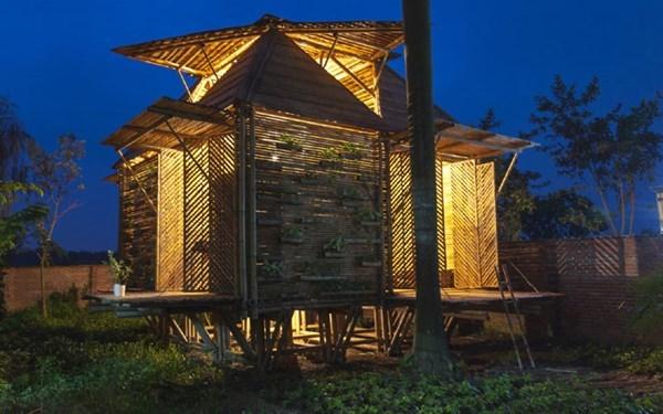 Nhà tre đẹp nhất Hà Nội lên tạp chí nước ngoài