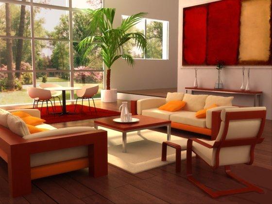 phong thủy phòng khách, nhà đẹp, nội thất hiện đại, kiến trúc