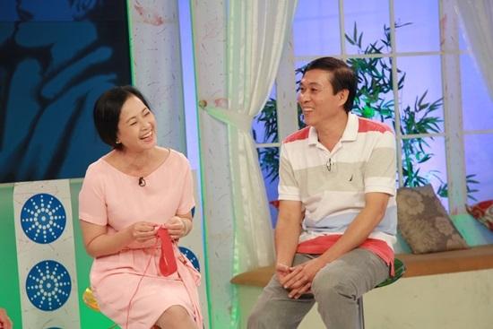 NSND Lan Hương và chuyện bỏ quên nhẫn cưới