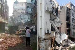 Nhân chứng kể lại khoảnh khắc nổ bom tại TQ