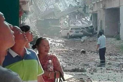 Trung Quốc, nổ, bom thư, Quốc khánh, Nga, không kích, Syria, Putin, gián điệp, Triều Tiên, LHQ