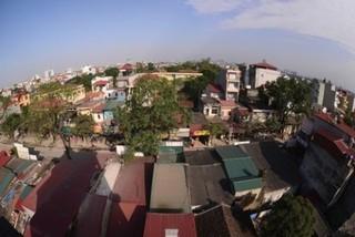 Đất phố cổ: Giá nhà nước 500 triệu/m2