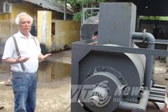 Kỹ sư Việt chế ôtô chạy nước lã, người Nhật chào thua
