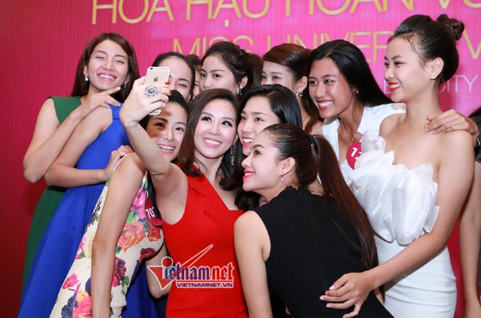 hoa hậu hoàn vũ, người đẹp, vietnamnet