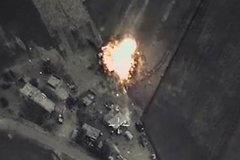 Xem chiến đấu cơ Nga bắn phá diệt IS