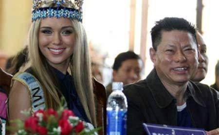 Tỷ phú Hoàng Kiều: Những lần đình đám với hoa hậu