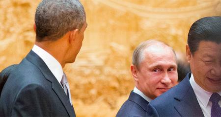 'Luật chơi mới' của Putin