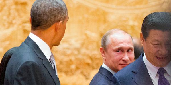 Putin, Obama, Syria, luật chơi