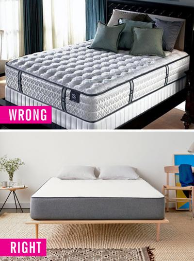 7 sai lầm lớn khi bài trí phòng ngủ nhiều người mắc phải