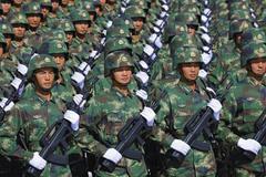Quân đội Trung Quốc thua Nga, kém xa Mỹ