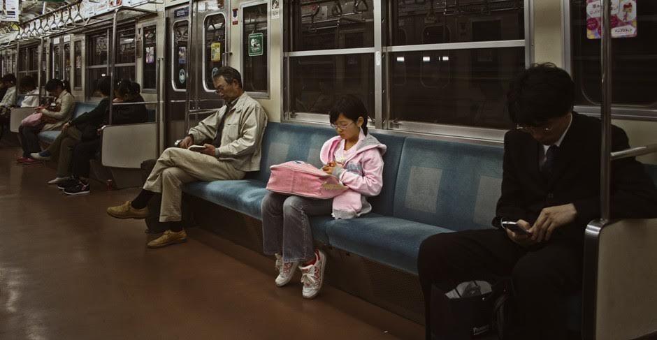 trẻ con Nhật, tự lập