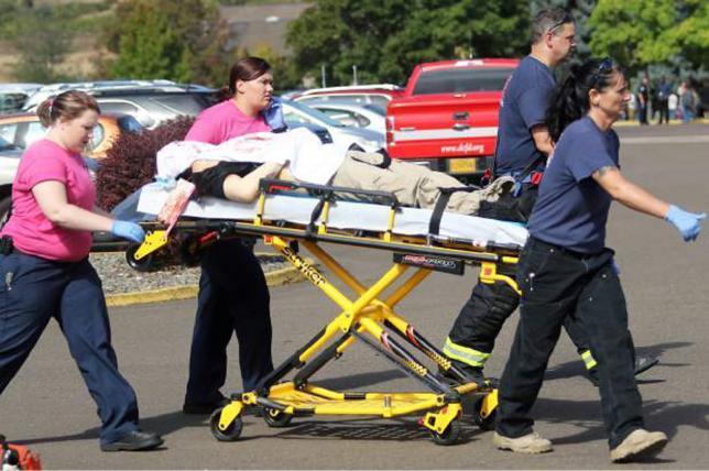 Thảm sát chấn động Mỹ, 13 người bị giết
