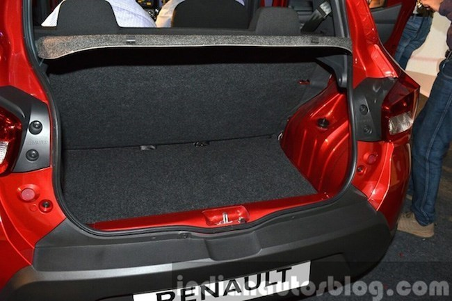 Ôtô Renault 120 triệu rẻ như SH giá Việt Nam