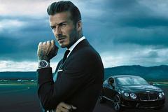 BST đồng hồ đẳng cấp của David Beckham
