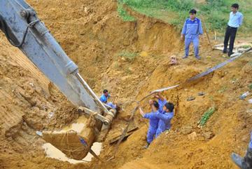 TGĐ Vinaconex: Mất nước một ngày thì có làm sao!