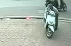 Choáng cảnh phá khoá, trộm xe Lead trong... 3 giây